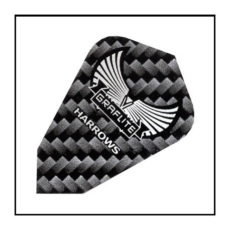 Graflite Fantail negra