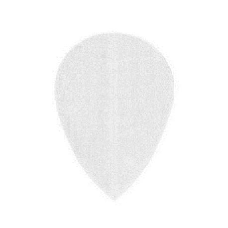 Oval blanca