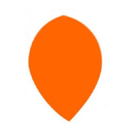 Oval naranja