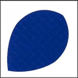 Oval azul