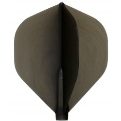 Standard negra (6 plumas)