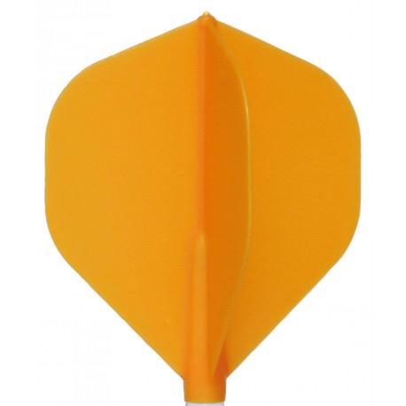 Standard naranja (6 plumas)
