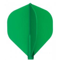 Standard verde (6 plumas)
