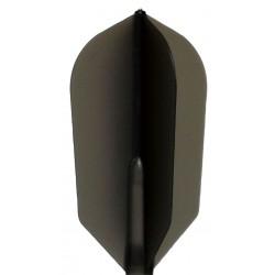 Slim negra (6 plumas)