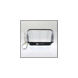 Dardera llavero L-Style Kristal clear