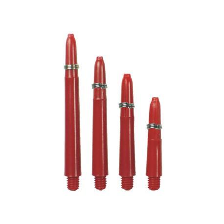 Cañas Nylon Plus Roja 27mm.