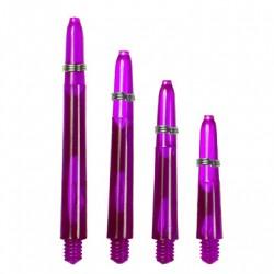 Cañas nylon violeta cristal 27mm.