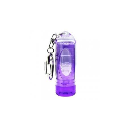 Guardapuntas Lipstock violeta