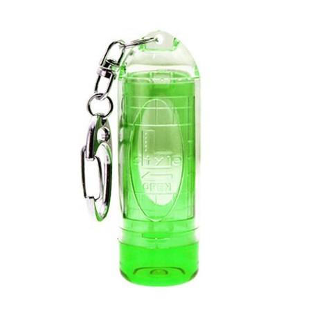 Guardapuntas Lipstock verde