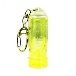 Guardapuntas Lipstock amarillo
