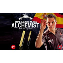 The Global works Alchemist, Tony Alcinas. 90% Tungsteno 20gr.