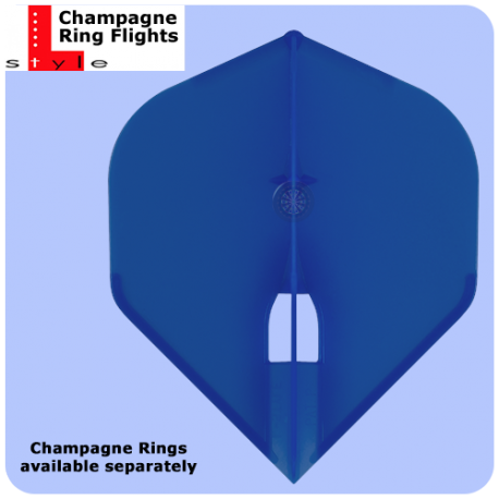 Standard Champagne azul