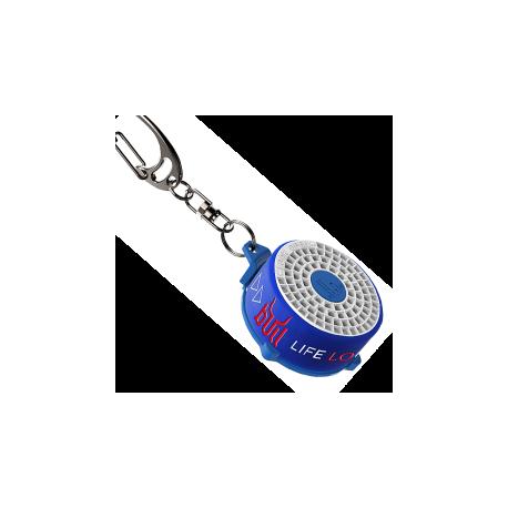 Llavero para puntas Bull con extractor incorporado. Azul