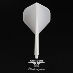 Axe Standard blanca talla corta