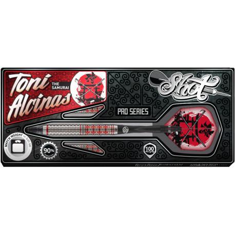Pro Series Tony Alcinas 18gr. 90% Tungsteno