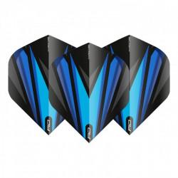 Negra y azul F6433