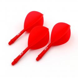Pera roja caña intermedia