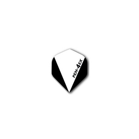 Standard Pen-EX negra/blanca