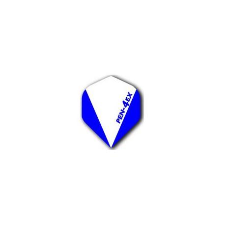 Standard Pen-EX azul/blanco