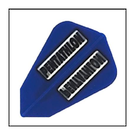 Fantail Cristal azul