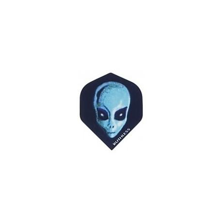 Standard Alien fondo negro