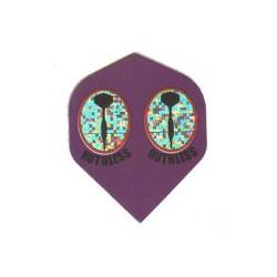 Standard violeta holograma dardos