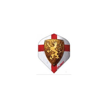 Standard escudo león