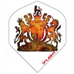 Standard escudo leones