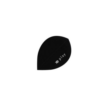 Oval negra