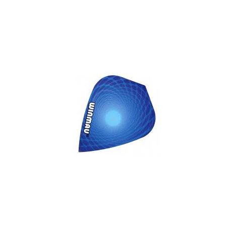 Kite geometría azul
