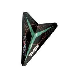 Arrows Tripode verde