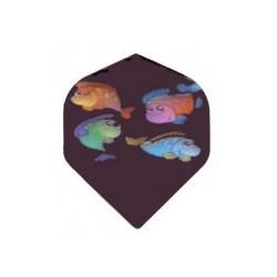 Standard Cristal negro peces