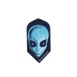 Slim alien