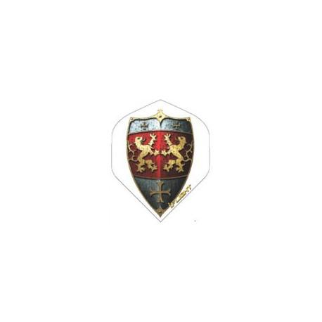 Standard escudo caballero