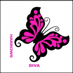 Standard diva mariposa