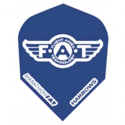 Standard fat azul