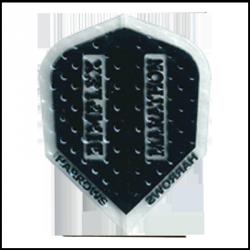 Standard Dimplex negra contorno trans